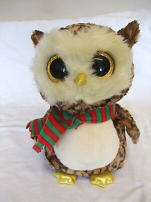 Ty Beanie Boos/Boo Wise Approx 9'' 23cms  • 5.50£