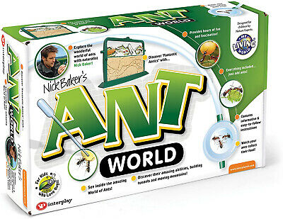 My Living World Ant World • 12.99£