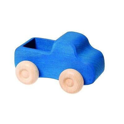Grimm's Game And Wood Design Grimm's Truck Small Blue • 41.99£
