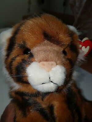 Ty Bengal Tiger Retired  Rare 1997 With Ear Tag. Large • 19.99£