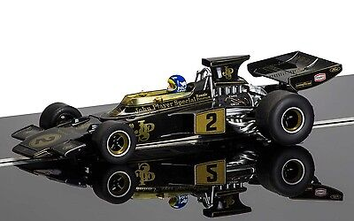 Scalextric - C3703A JPS Team Lotus 72 (black/gold) - NEW, & Boxed • 54.99£