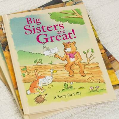 Big Sisters Are Great  Personalised Book • 26.49£