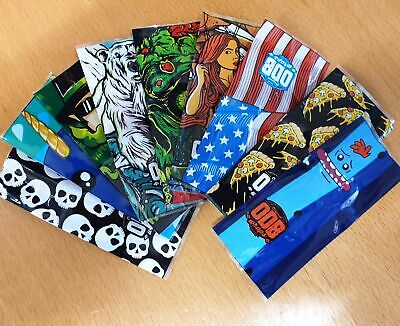 20700 Battery Wrap Covers Assorted DESIGNS PVC By ODB - UK SELLER • 1.99£
