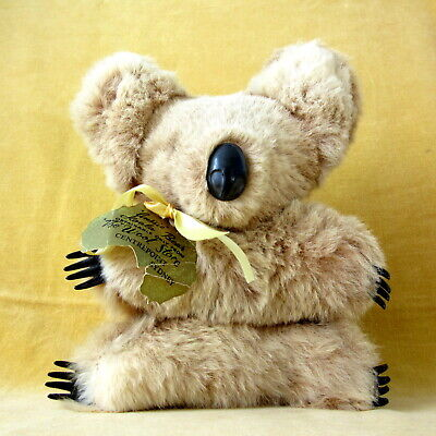 'Aussie'  KOALA BEAR  Obtainable Only From 'The Wool Store', CENTREPOINT, SYDNEY • 25£