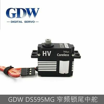 GDW DS595MG Servo Coreless Motor • 59.76£