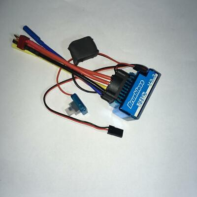 Brushless Motor 120A ESC  Electric Speed Controller Tuned 10800 Kv Motor Limit  • 20.09£