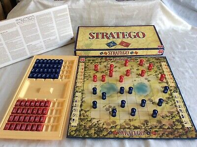 Stratego Board Game. Strategy Game. Complete And In Very Good Condition. • 18.99£