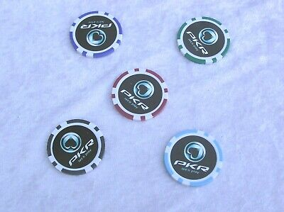 Pkr Poker Chips (005) • 14.95£
