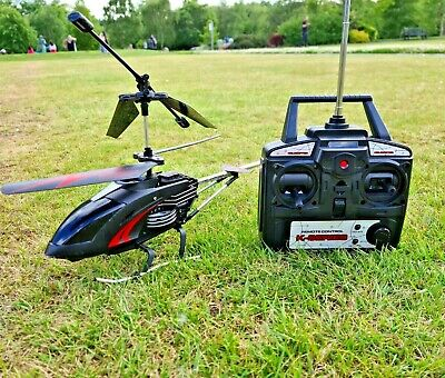 Radio/Remote Control RC 3.0 Helicopter TOUGHCOPTER With Gyro Stability Brand New • 15.99£