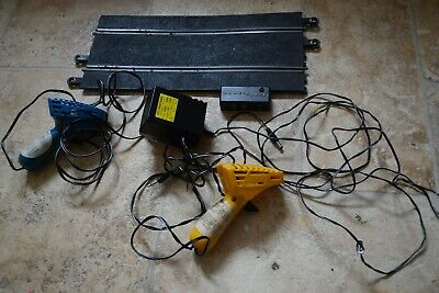 Scalextric Hornby Power Base Track - C912 Transformer - 2 Controllers • 15£