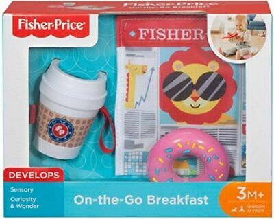 Fisher-Price On-the-Go Breakfast Brand New Fast Postage • 8£