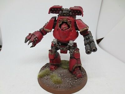 ForgeWorld Contemptor Dreadnought With Upgrades Painted 30K G178 • 44.99£