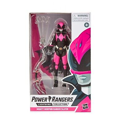 Power Rangers Lightning Collection Wave 5 - Mighty Morphin Ranger Slayer (Pink) • 21.99£