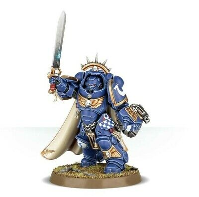 Warhammer 40K Know No Fear PRIMARIS SPACE MARINE CAPTAIN New  • 13.50£