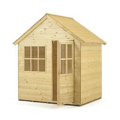 TP Hideaway Wooden Playhouse • 174.99£