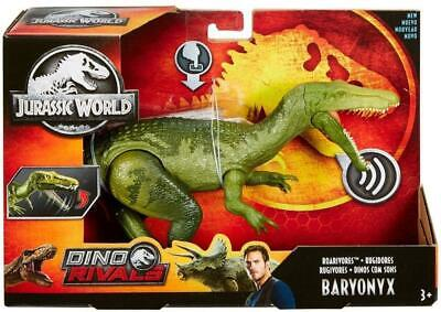 Jurassic World Roarivores Baryonyx Toy Dinosaur Figure With Sound • 14.99£