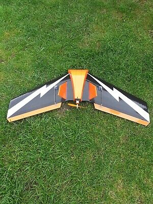 S.wing. Rc Flying Wing. • 65£
