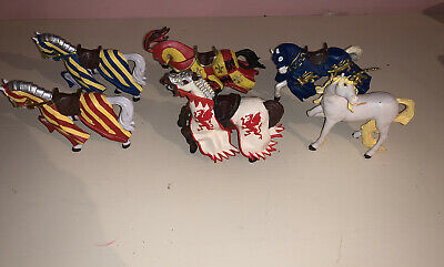 Papo Horse And Unicorn Bundle- 6 Figures In Total • 15£