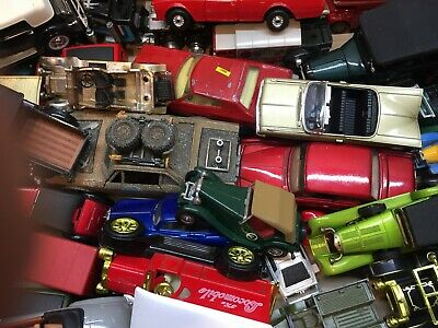 Job Lot Collection Of 50 Mixed Diecast Models  • 50£