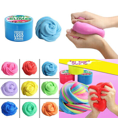 Slime Fluffy Foam Children Gift Plasticine Learning Holiday Toy Clay Pack New • 2.99£