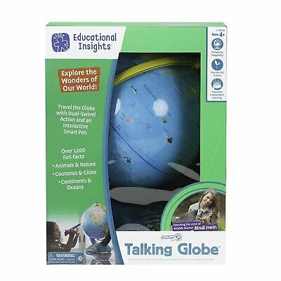 Learning Resources - Talking Globe • 129.99£