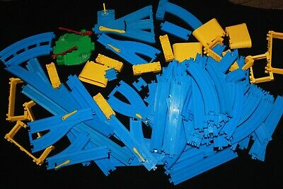 Large Amount Tomy Thomas Trackmaster Track Various Pieces Of Track • 17.99£