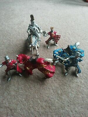 Papo Horses And Knights • 6£