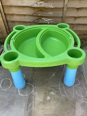 Sand And Water Table With Lid • 10£