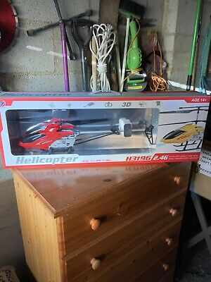 Large Rc Helicopter • 20£
