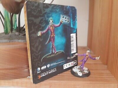 Batman Miniature Game Joker Painted • 8£
