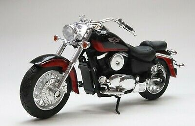 1/18 Kawasaki VN 1500 1999 Diecast Model Motorbike By Solido • 3.40£