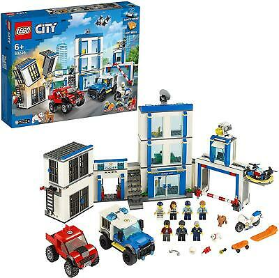 LEGO City 60246 Police Station Light and Sound Bricks • 59.95£