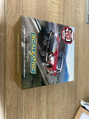 Scalextric MGB 50th Anniversary Limited Edition  [ Old Faithful ]  Brand New • 19.10£