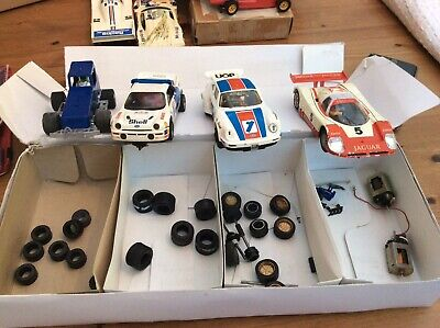 Scalextric Job Lots Cars • 10.50£