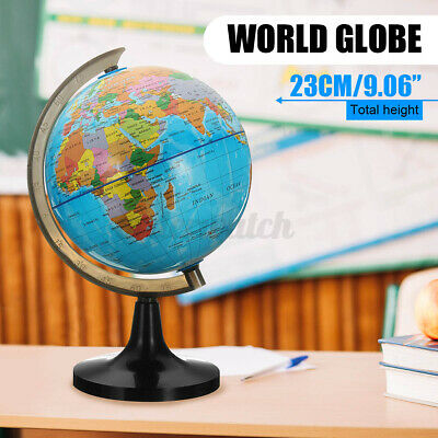 World Globe Country Region Map Geography School Teaching Educational Kids Toy UK • 8.99£
