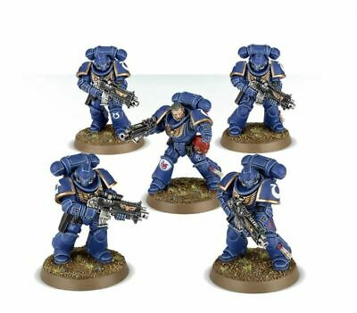 Warhammer 40k *Know No Fear* Intercessor Squad Primaris Space Marines  NEW • 14£