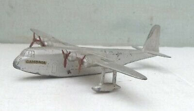 Die-cast Toys - Dinky Aircraft.  Qty. 5 • 99.99£