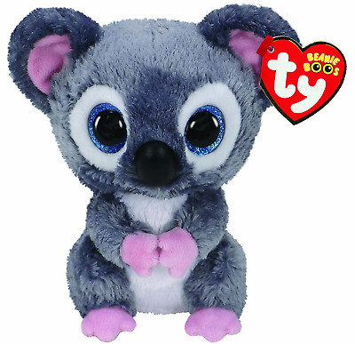Official Ty Beanie Babies Boos Katy Koala Plush Soft Toy New With Tag • 8.95£