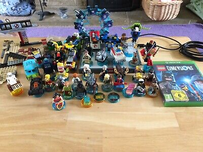 Lego Dimensions Xbox One , Ghostbusters, Wonder Woman, Scooby, Incredible Beasts • 0.99£