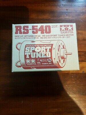 Rs-540 23t Rc Motor Brand New. Ordered By Mistake  • 15£