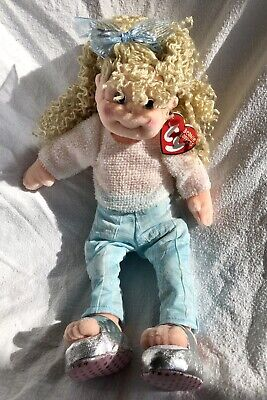 Sassy Star Ty Beanie Boppers Doll New With Tags • 4.99£