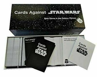 Cards Against STAR WARS/Cards Against Humanity *STAR WARS Edition UK SELLER • 17.95£