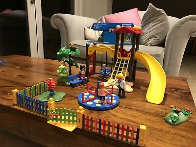 Playmobil City Life Childrens Playground Playset 5568 • 6.50£