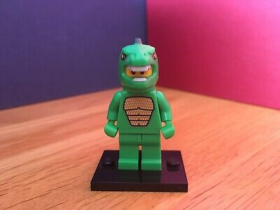 Lego Series 5 Collectible Minifigure Lizard Man - Dino Man • 1.30£