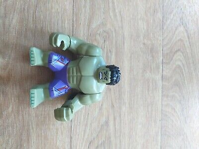 LEGO Hulk Marvel Comics Avengers  Big Figure • 3.40£