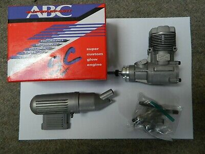 SC 46 Radio Control Engine Absolutely New Old Stock Like ASP, OS, K&B, Merco • 35£