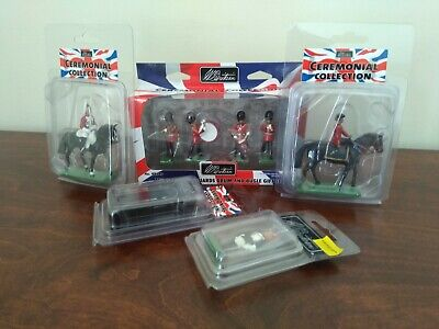 William Britain's Ceremonial Collection British Toy Soldiers Mounted Guards... • 100£