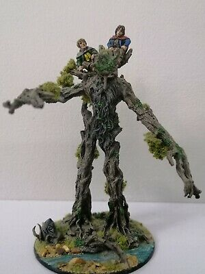Lotr Warhammer Treebeard With Merry And Pippin  • 0.99£