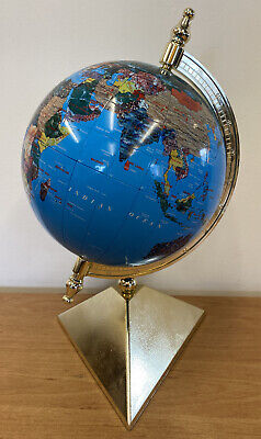 "Funky 15"" Plastic World Globe - See Description (D1) • 4.99£"