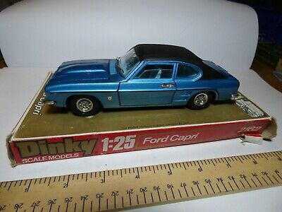 Superb Dinky Toys 1:25 Scale Ford Capri • 69£